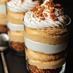 Pumpkin Cheesecake Trifle