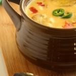 Roasted Jalapeno Soup