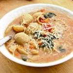 Tuscan Style Sausage Soup