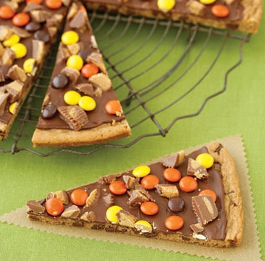 Peanut Butter Cookie Pizza – Passion for cooking