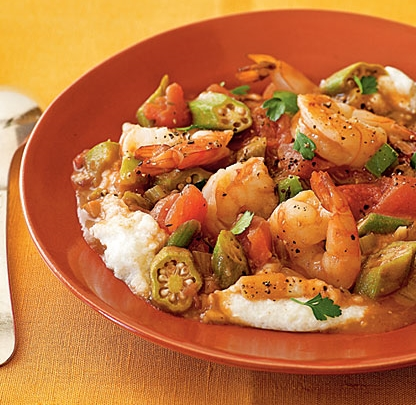 Shrimp and Okra Gumbo – Passion for cooking