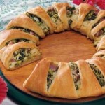 Broccoli Ham Ring Recipe